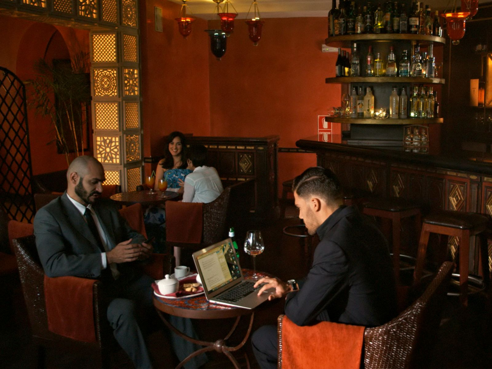 Bar Anacaona | Hotel Saratoga Habana