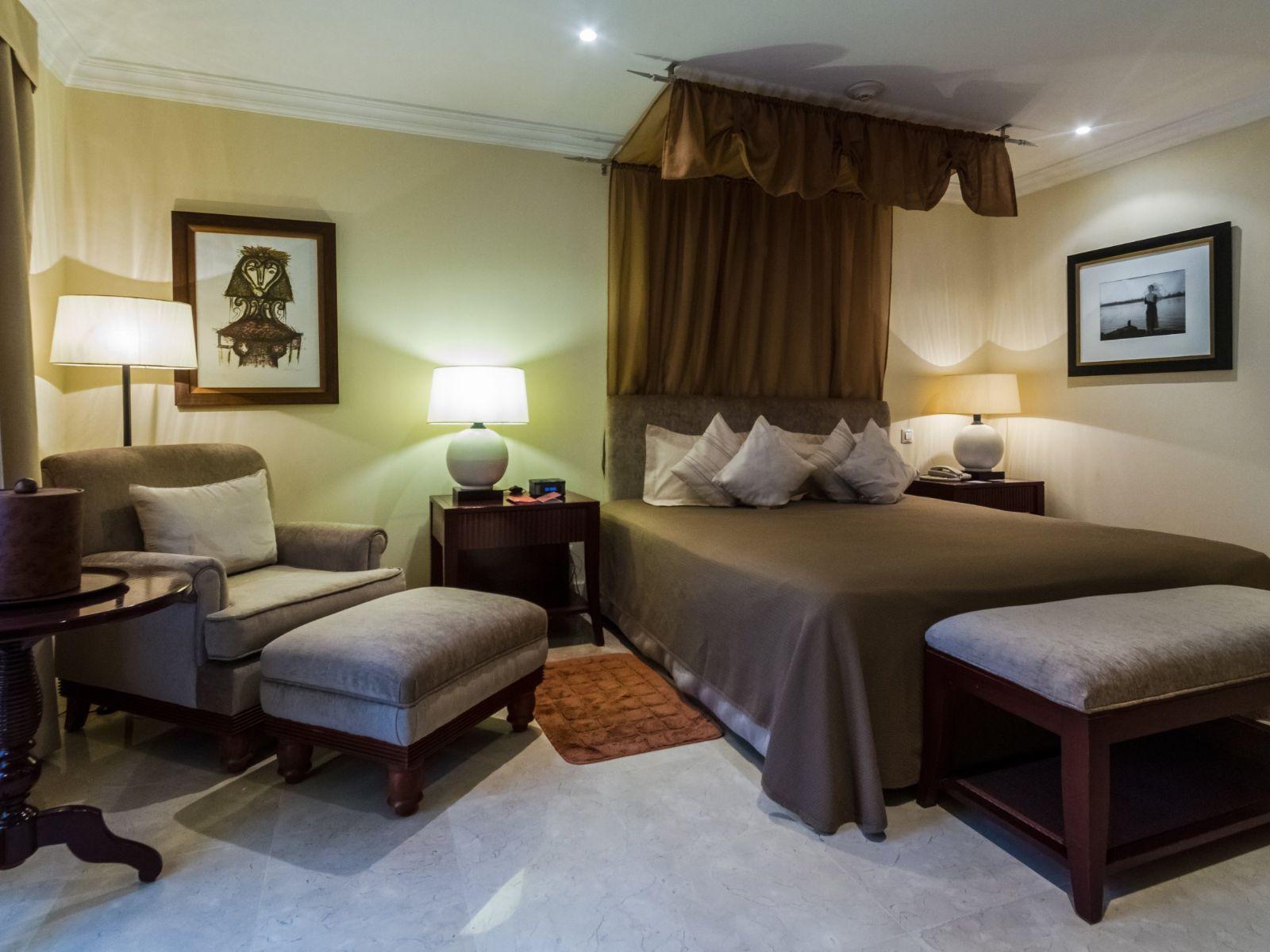 Habitación Deluxe Patio | Hotel Saratoga Habana