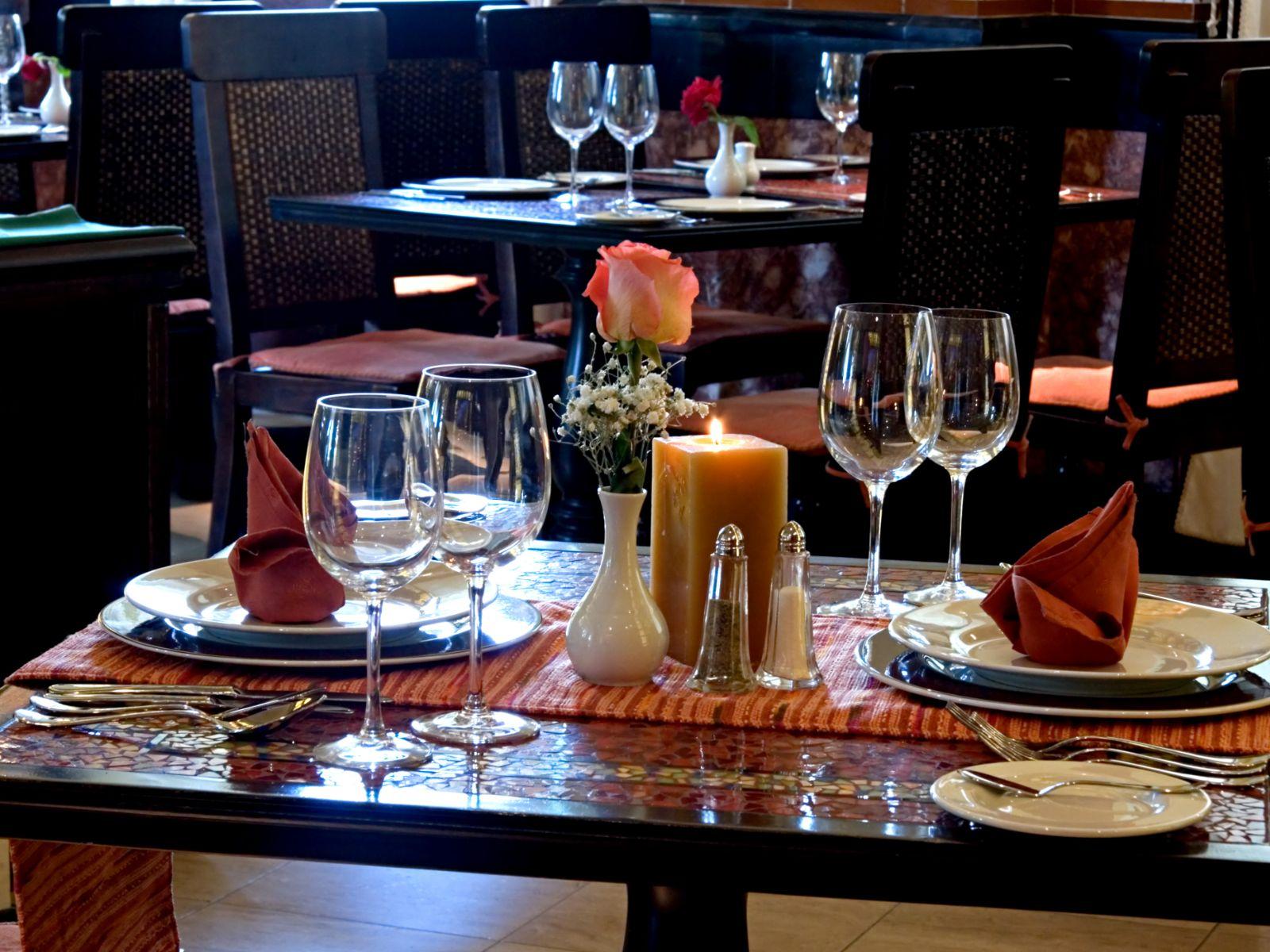 Restaurante Anacaona | Hotel Saratoga Habana